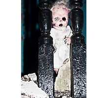 One eyed Charlotte Photographic Print