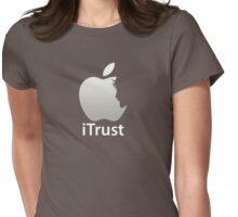 iTrust Christian T-Shirt  Womens Fitted T-Shirt