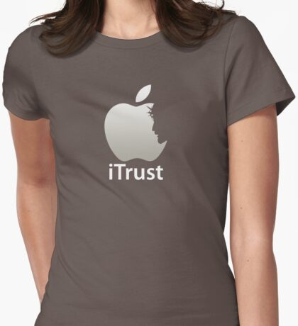 iTrust Christian T-Shirt  Womens Fitted T-Shirt