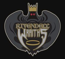 Rivendell Wraiths by monsterfink