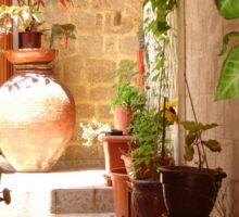 Classic Vase or Grecian Urn Sticker