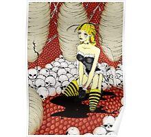 Bee Queen Poster