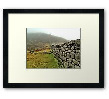 Hare's Gap, Mourne Mountains, Northern Ireland Framed Print