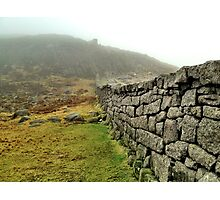Hare's Gap, Mourne Mountains, Northern Ireland Photographic Print