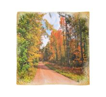Fall in Wisconsin Scarf