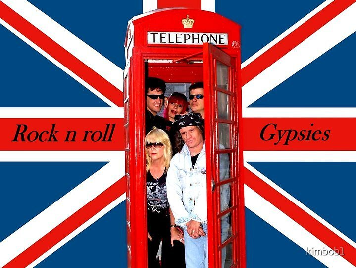 Rock n roll gypsies by kimbob1