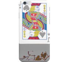 Jack of Spades iPhone Case/Skin