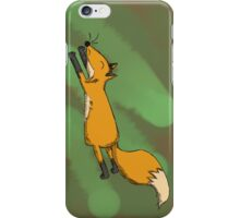 Leaping Fox iPhone Case/Skin