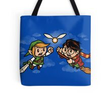 A Link to the Snitch Tote Bag