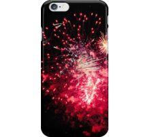 Fireworks 3 iPhone Case/Skin