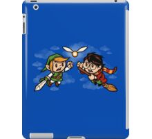A Link to the Snitch iPad Case/Skin