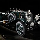 4,5 Litre Bentley Le Mans by Frank Kletschkus