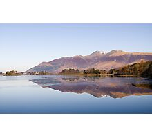 Derwent Water - The Lake District Photographic Print