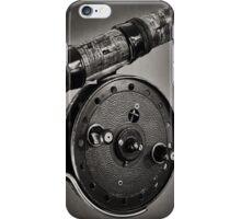 Vintage Fishing Reel iPhone Case/Skin