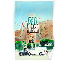 Los Angeles Car Wash Poster