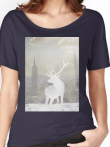 NYC stag Women's Relaxed Fit T-Shirt
