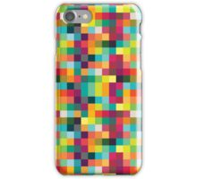Colors and quarters! iPhone Case/Skin