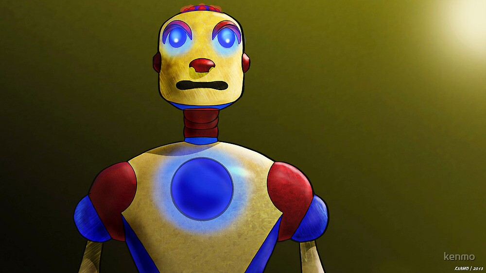 Roboto by kenmo