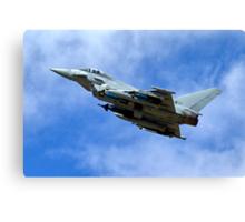 Eurofighter Typhoon IPA5 ZJ700 Canvas Print