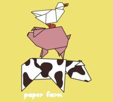 Paper farm - stack Kids Clothes