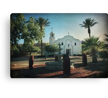 For Whom it Tolls Canvas Print