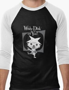 Winky Dink and You! Men's Baseball ¾ T-Shirt