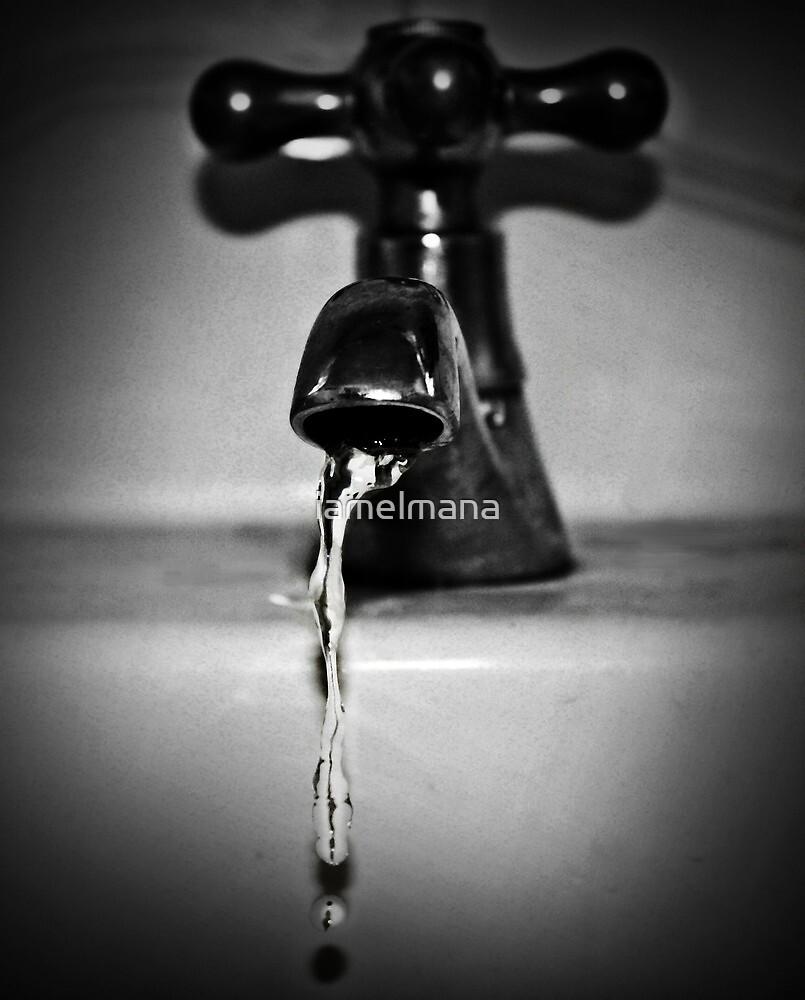 The tap by iamelmana