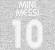 MINI MESSI One Piece - Long Sleeve