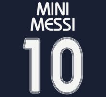 MINI MESSI Kids Tee