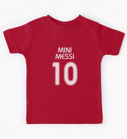 MINI MESSI Kids Tee