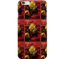 Anna In The Spring Time iPhone Case/Skin
