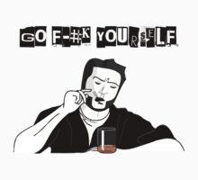GO F-#CK YOURSELF - Wolverine by DespicableDash