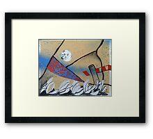 Flotsam and Jetsum Moon (second series) Framed Print