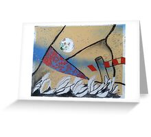 Flotsam and Jetsum Moon (second series) Greeting Card