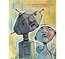 Justified (brainstemming.com) Photographic Print