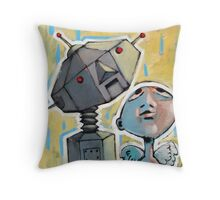 Justified (brainstemming.com) Throw Pillow