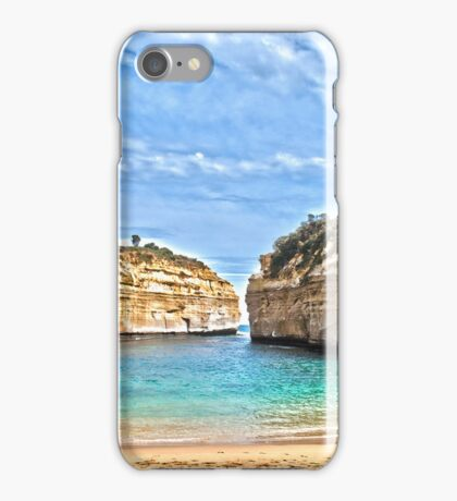 Loch Ard Gorge iPhone Case/Skin