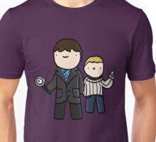 I like mysteries Unisex T-Shirt