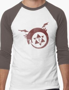FMA - Ouroboros Men's Baseball ¾ T-Shirt