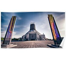Liverpool Metropolitan Cathedral Poster