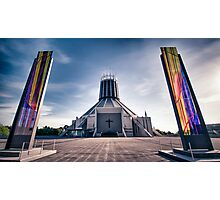 Liverpool Metropolitan Cathedral Photographic Print