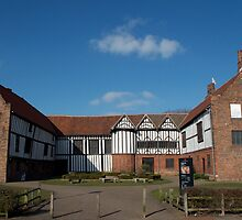 Gainsborough old hall by Chris-Cox