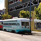 San Francisco: Street Cars by Kasia-D