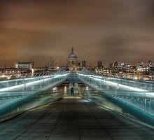 Millenium Bridge by James  Landis