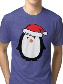 Holiday sweater design  Tri-blend T-Shirt