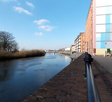 Riverside walk Gainsborough by Chris-Cox