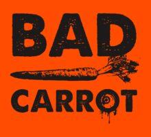 Bad Carrot (Black) T-Shirt