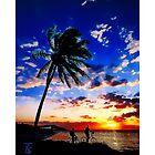 Sunrise from the Florida Keys by jkgiarratano
