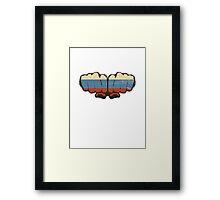 Russia! Framed Print