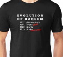 Evolution of Harlem Unisex T-Shirt